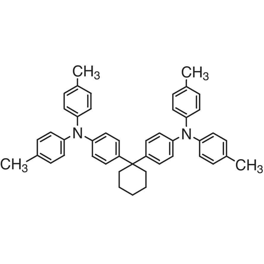 1,1-Bis[4-[N,N-di(p-tolyl)amino]phenyl]cyclohexane