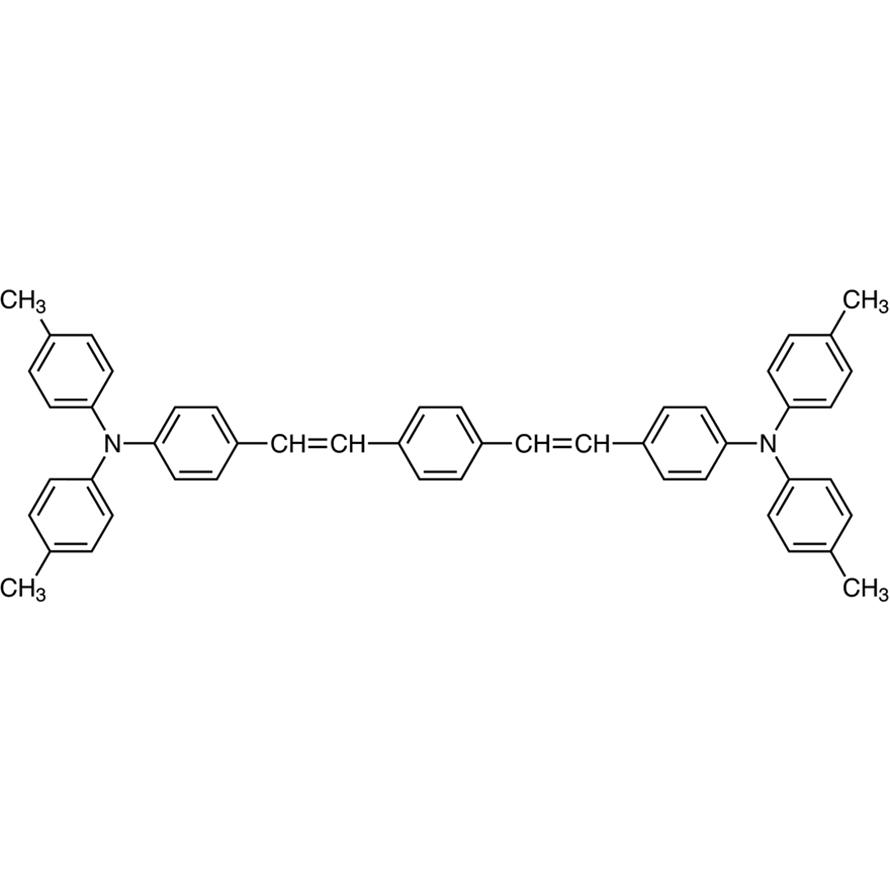 1,4-Bis[4-(di-p-tolylamino)styryl]benzene