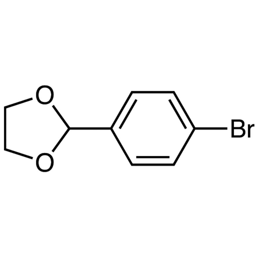 2-(4-Bromophenyl)-1,3-dioxolane