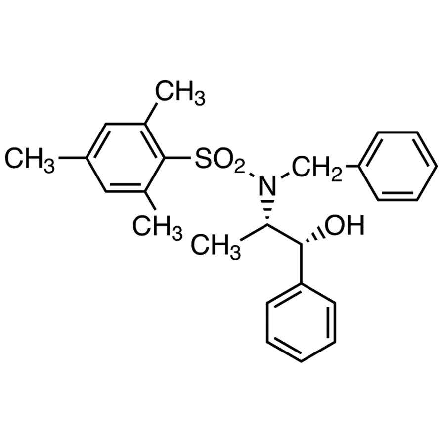 (1R,2S)-2-[N-Benzyl-N-(mesitylenesulfonyl)amino]-1-phenyl-1-propanol