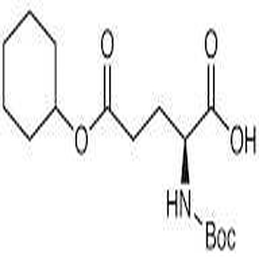 5-Cyclohexyl N-(tert-Butoxycarbonyl)-L-glutamate