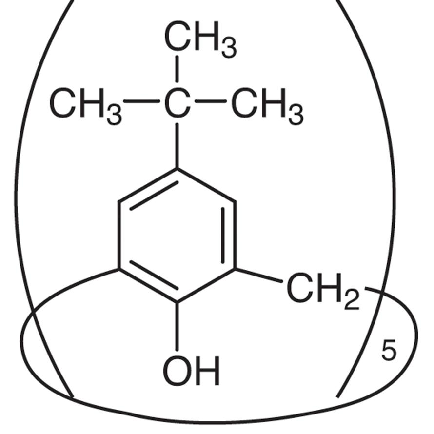4-tert-Butylcalix[5]arene