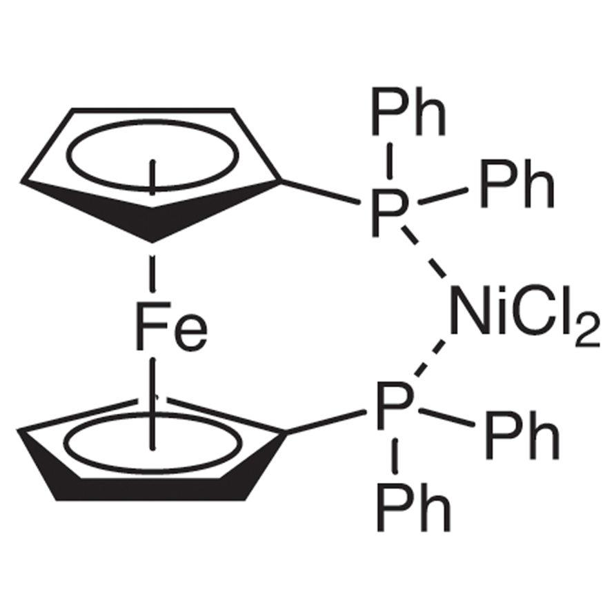 [1,1'-Bis(diphenylphosphino)ferrocene]nickel(II) Dichloride
