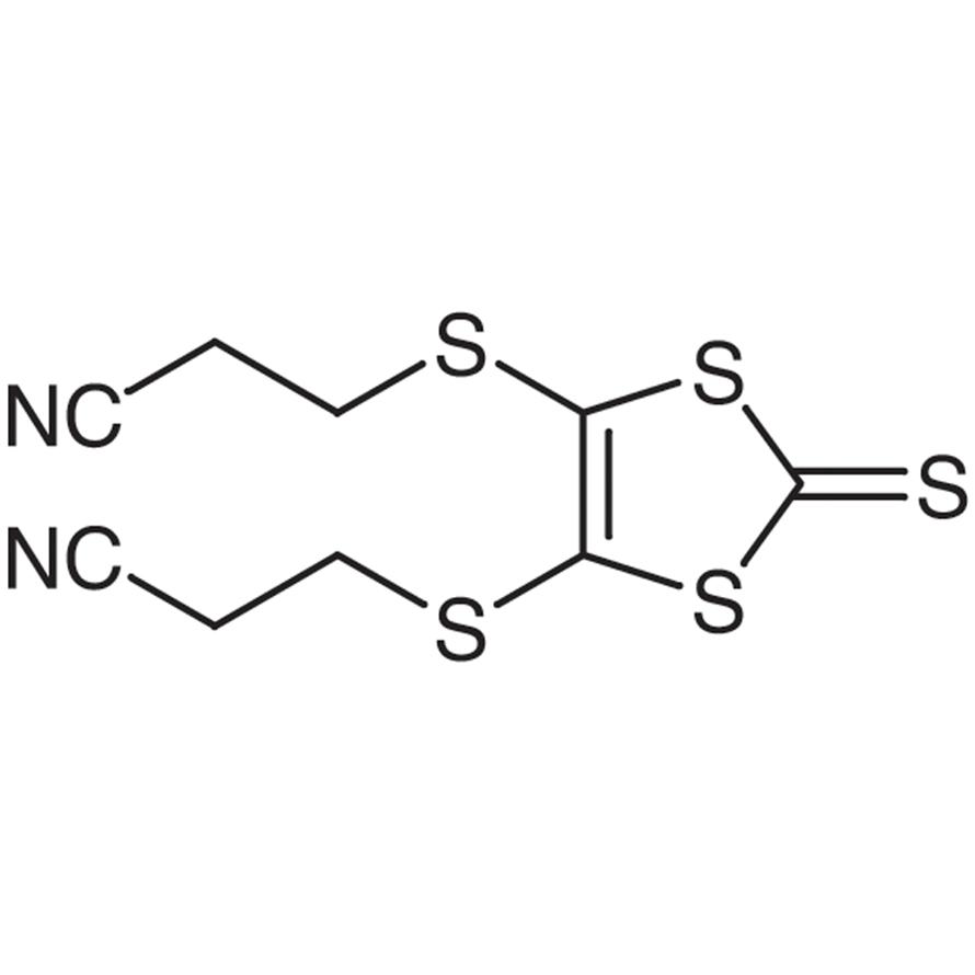 4,5-Bis(2-cyanoethylthio)-1,3-dithiole-2-thione
