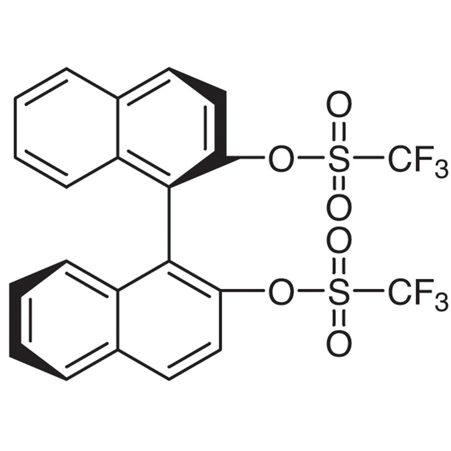 (R)-(-)-1,1'-Binaphthyl-2,2'-diyl Bis(trifluoromethanesulfonate)