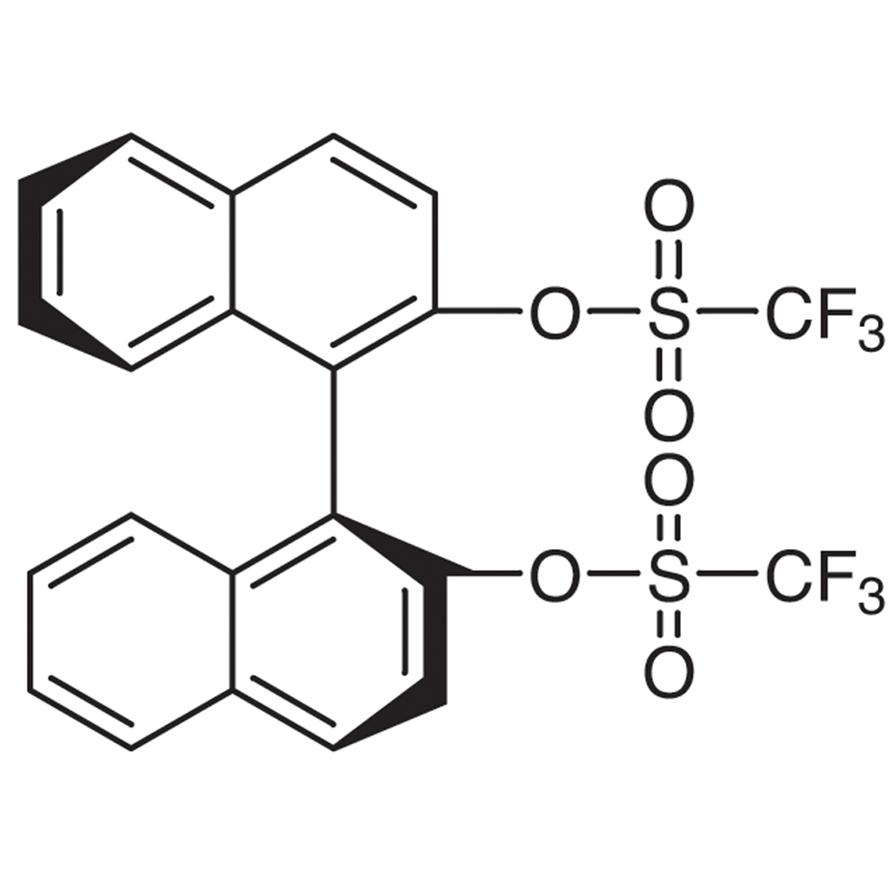 (S)-(+)-1,1'-Binaphthyl-2,2'-diyl Bis(trifluoromethanesulfonate)