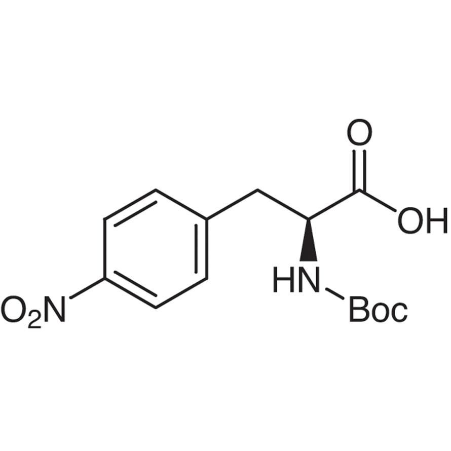 N-(tert-Butoxycarbonyl)-4-nitro-L-phenylalanine
