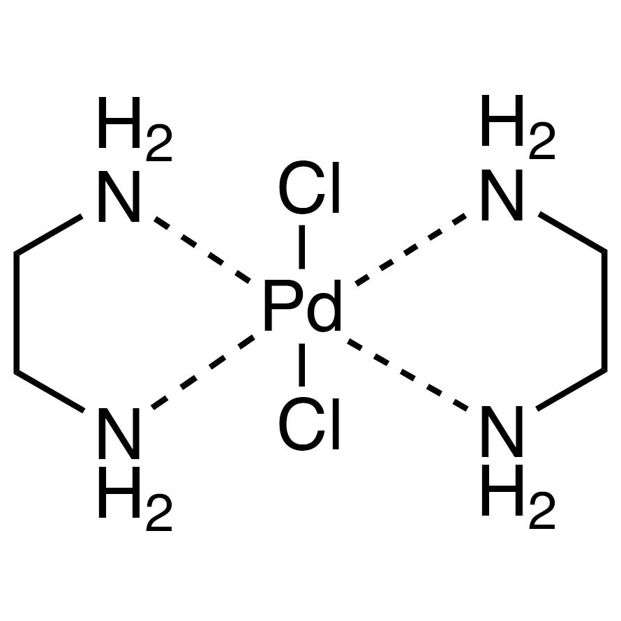 Bis(ethylenediamine)palladium(II) Dichloride