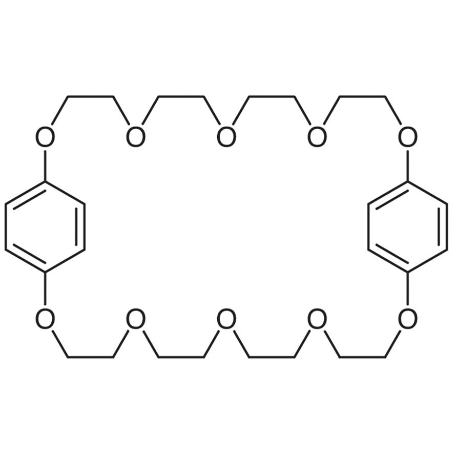 Bis(1,4-phenylene)-34-crown 10-Ether