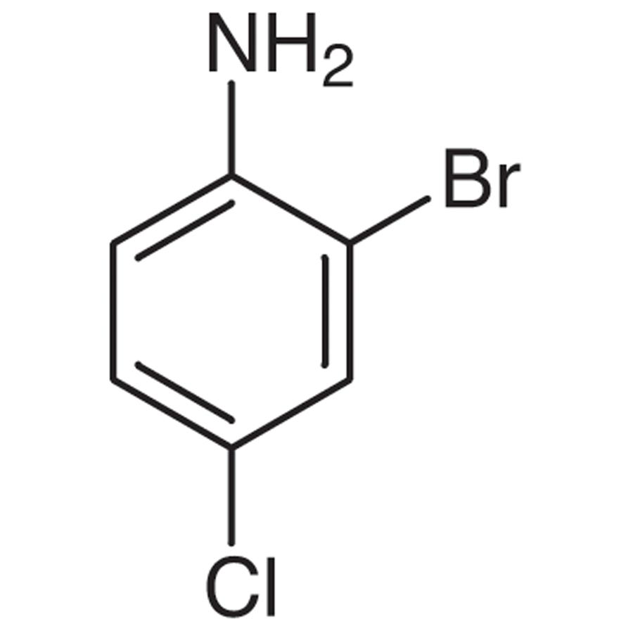 2-Bromo-4-chloroaniline