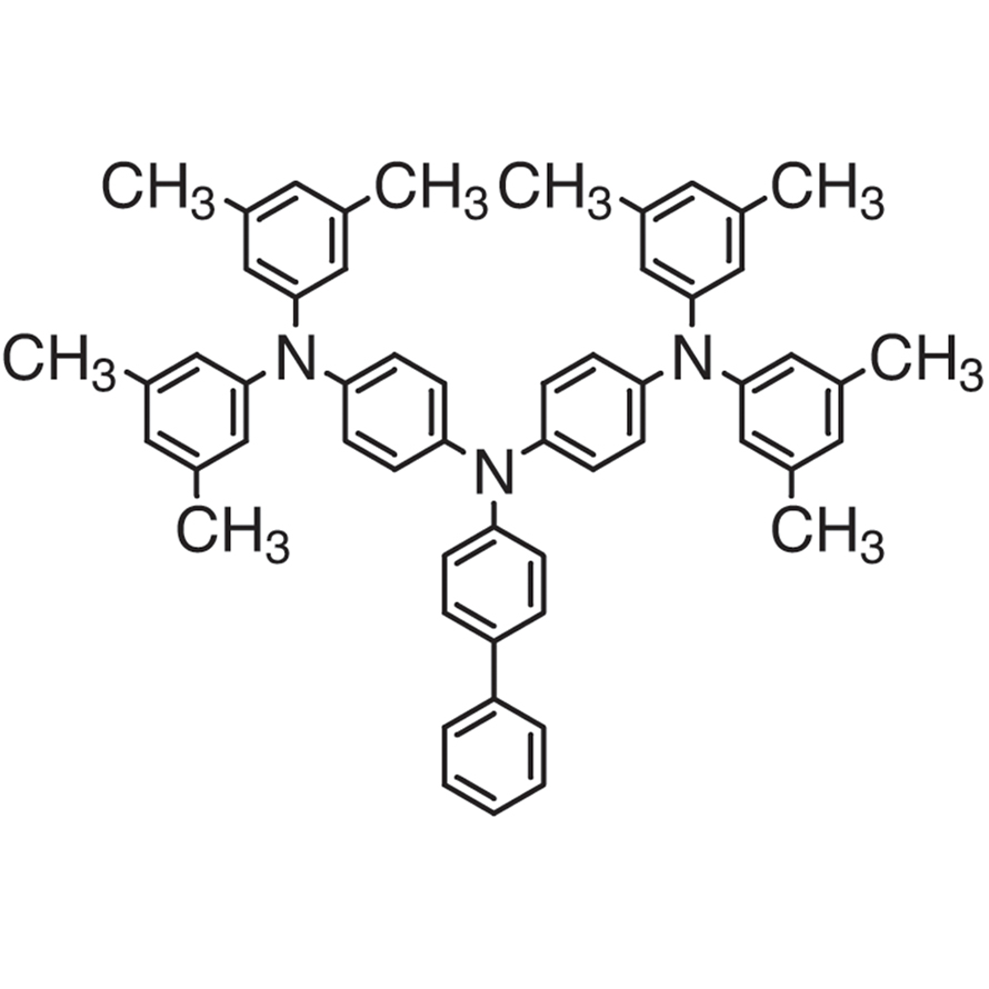 4,4'-Bis[di(3,5-xylyl)amino]-4''-phenyltriphenylamine