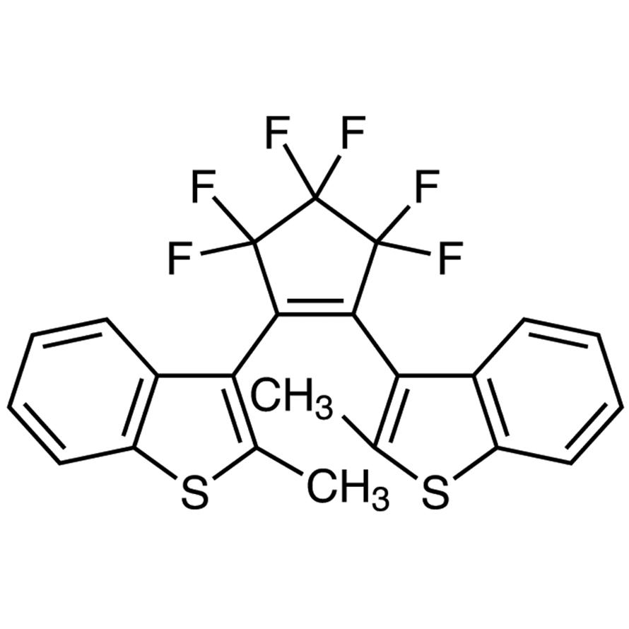 1,2-Bis[2-methylbenzo[b]thiophen-3-yl]-3,3,4,4,5,5-hexafluoro-1-cyclopentene