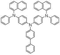 4,4'-Bis[N-(1-naphthyl)-N-phenylamino]-4''-phenyltriphenylamine