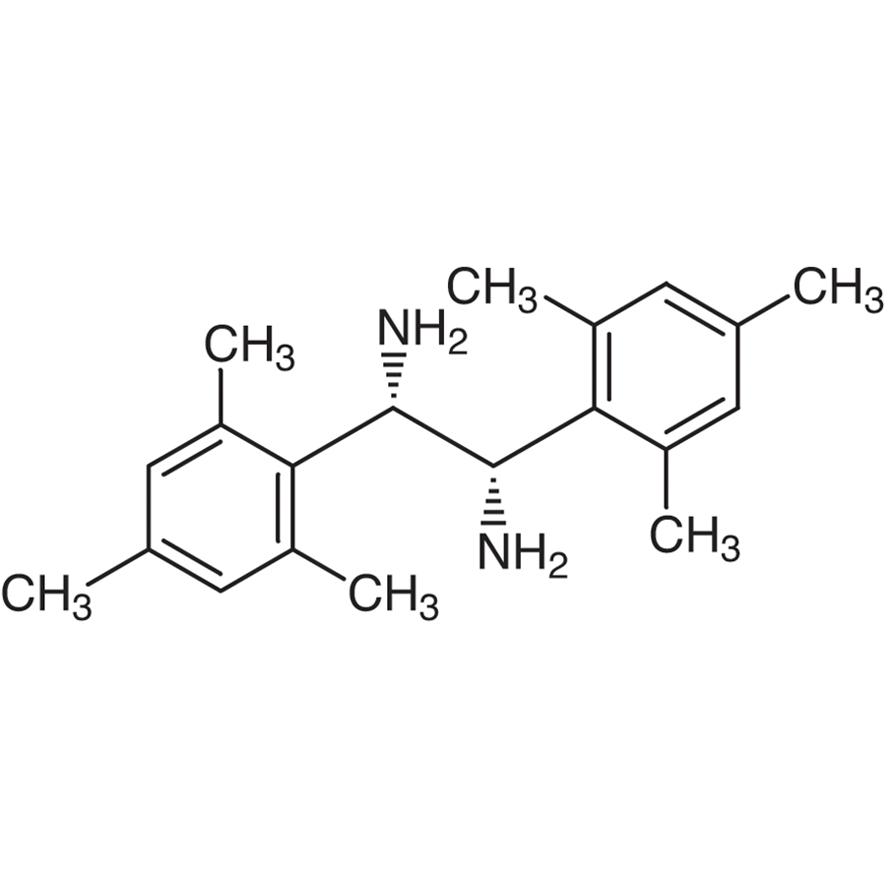 (1S,2S)-1,2-Bis(2,4,6-trimethylphenyl)ethylenediamine