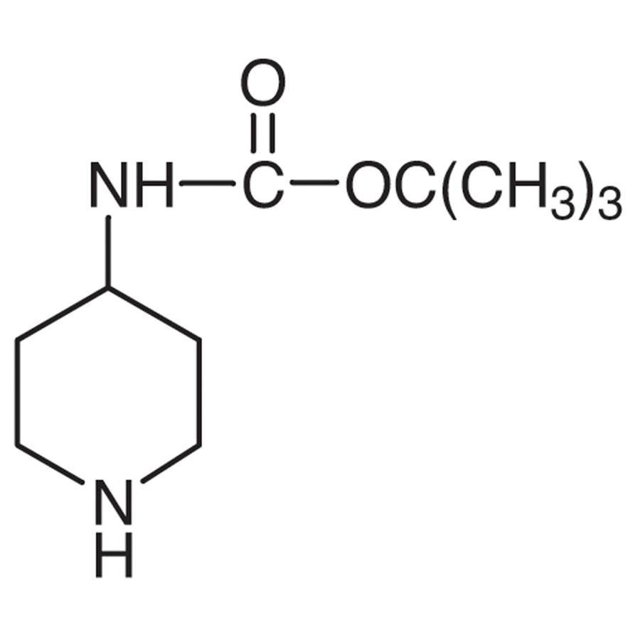 4-(tert-Butoxycarbonylamino)piperidine