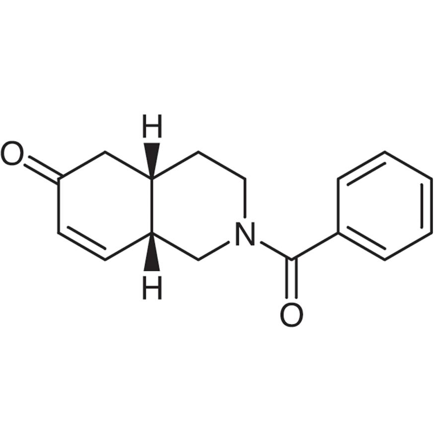 (4aS,8aS)-2-Benzoyl-1,3,4,4a,5,8a-hexahydro-6(2H)-isoquinolinone