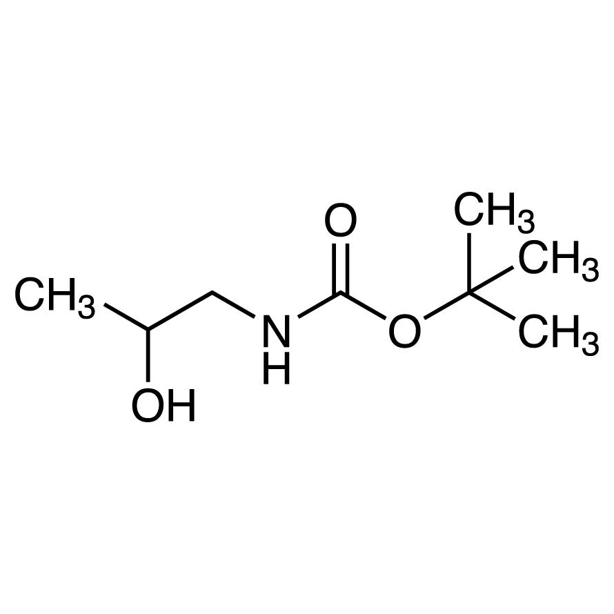 tert-Butyl N-(2-Hydroxypropyl)carbamate