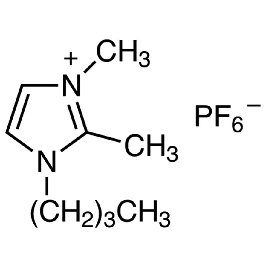 1-Butyl-2,3-dimethylimidazolium Hexafluorophosphate