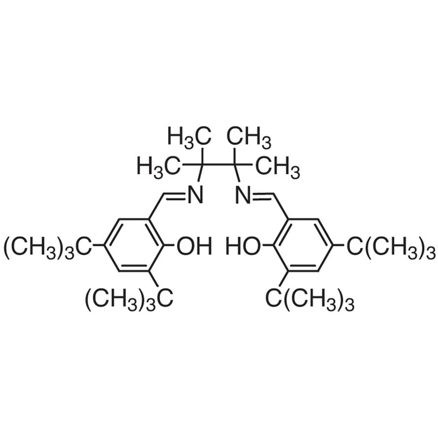 N,N'-Bis(3,5-di-tert-butylsalicylidene)-1,1,2,2-tetramethylethylenediamine