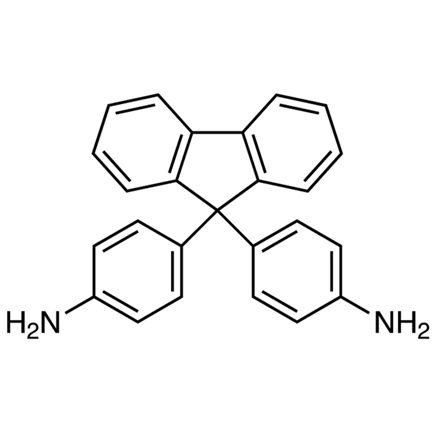 9,9-Bis(4-aminophenyl)fluorene (purified by sublimation)