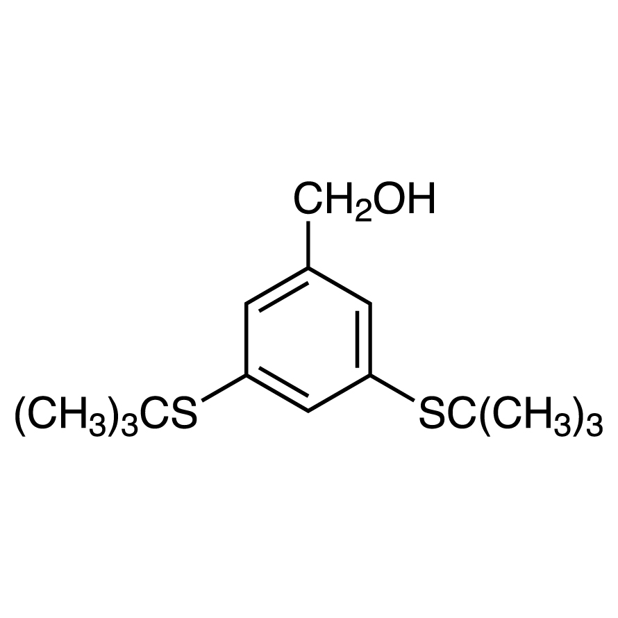 3,5-Bis(tert-butylthio)benzyl Alcohol