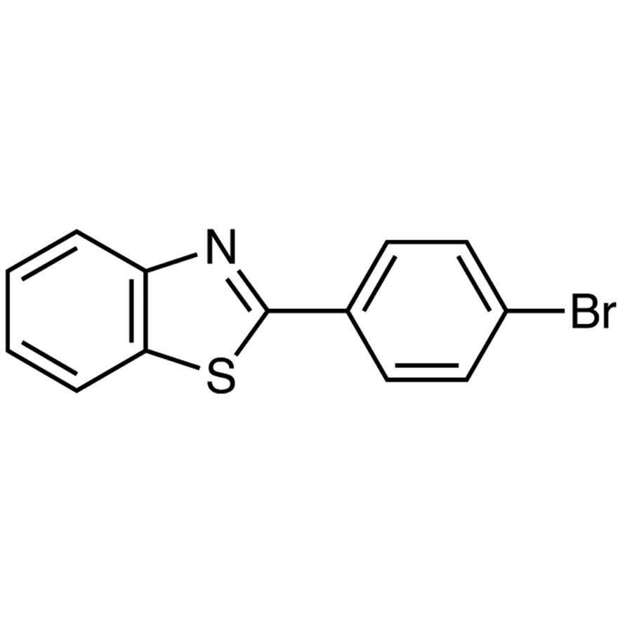 2-(4-Bromophenyl)benzothiazole