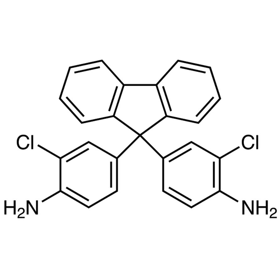 9,9-Bis(4-amino-3-chlorophenyl)fluorene