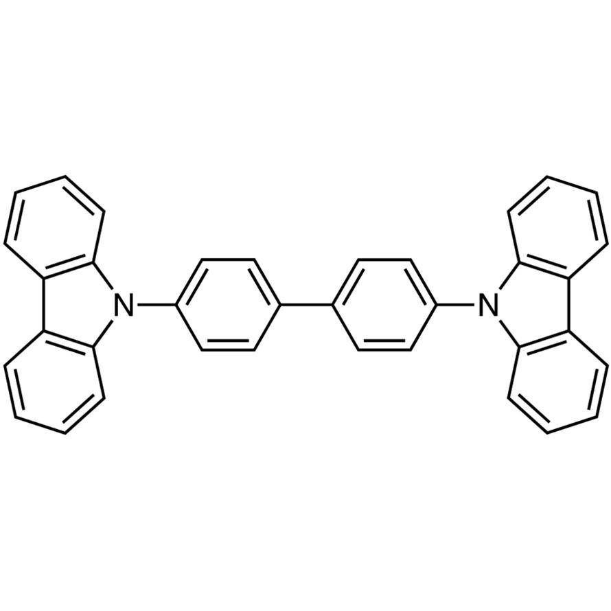 4,4'-Bis(9H-carbazol-9-yl)biphenyl