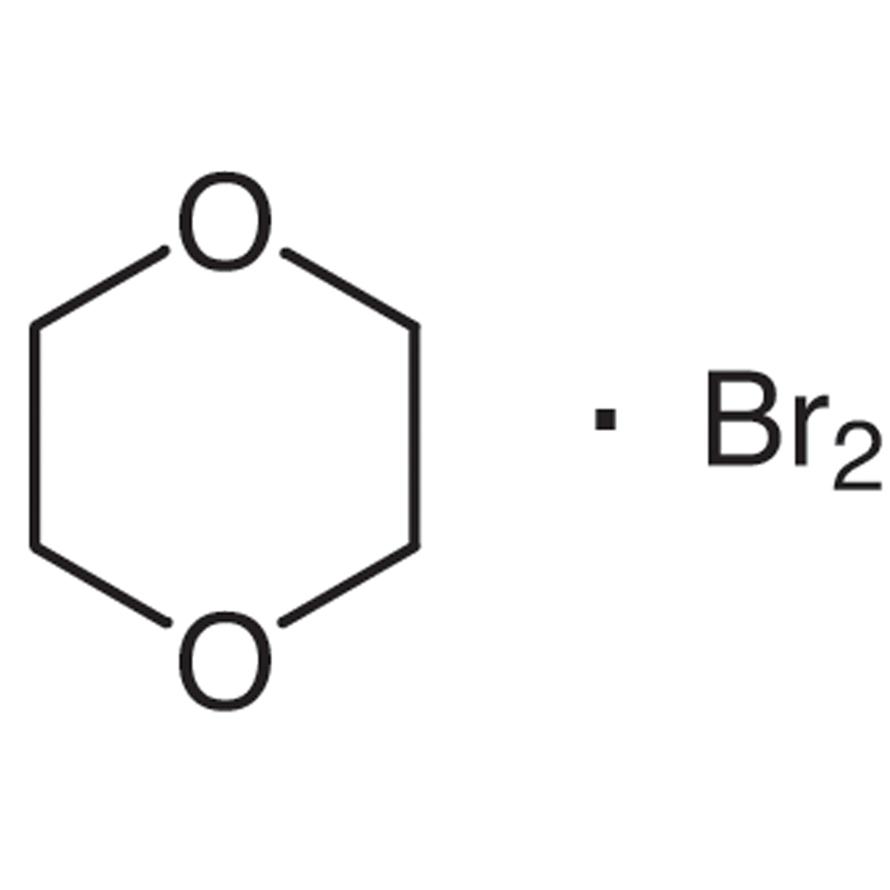 Bromine - 1,4-Dioxane Complex