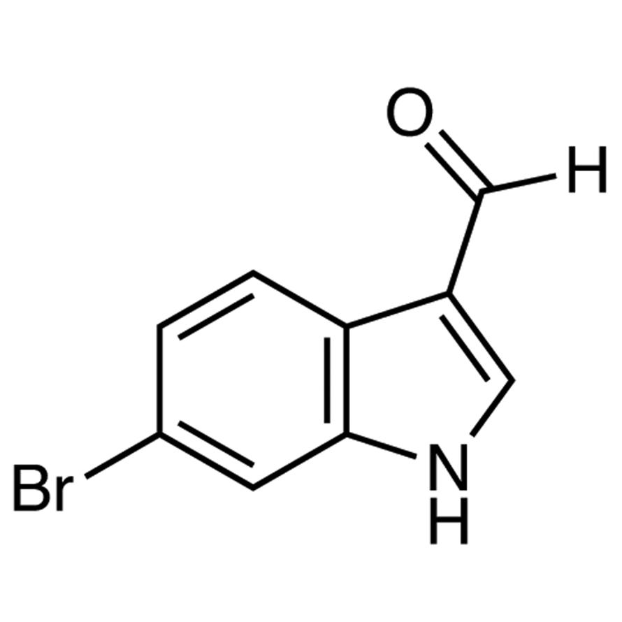 6-Bromoindole-3-carboxaldehyde