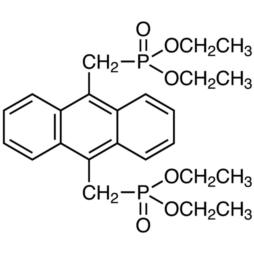 9,10-Bis(diethylphosphonomethyl)anthracene