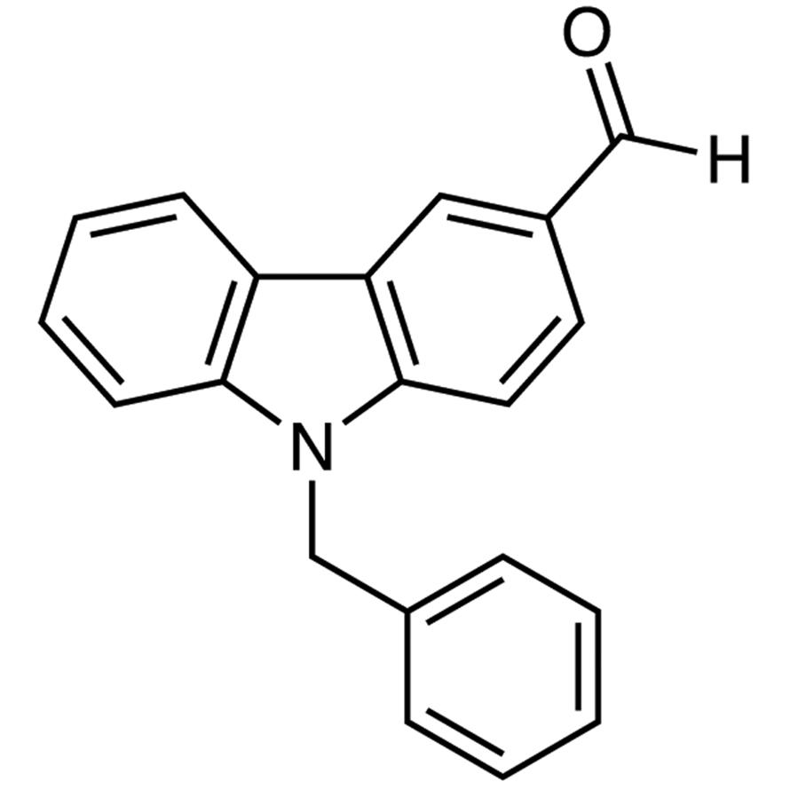 9-Benzylcarbazole-3-carboxaldehyde