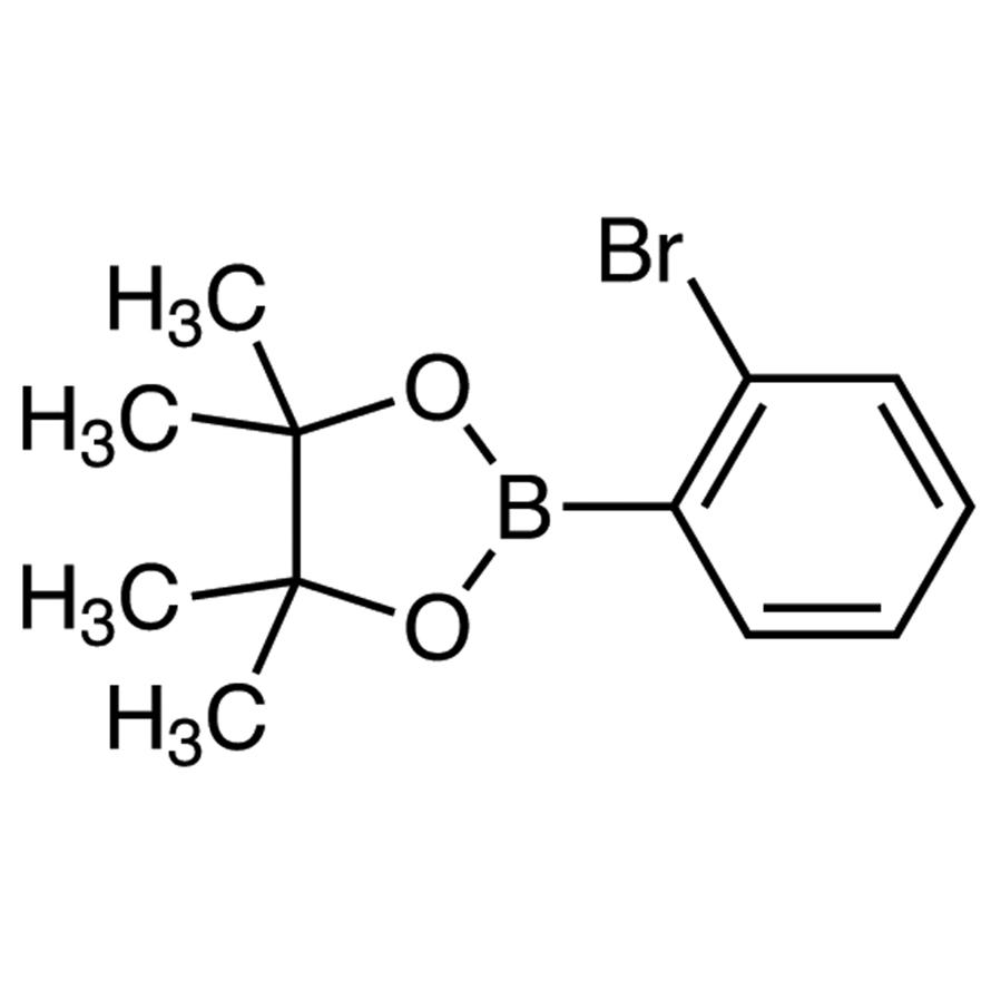 2-(2-Bromophenyl)-4,4,5,5-tetramethyl-1,3,2-dioxaborolane