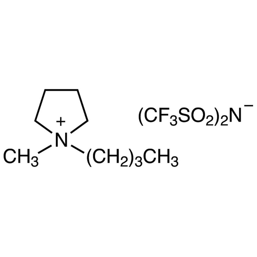 1-Butyl-1-methylpyrrolidinium Bis(trifluoromethanesulfonyl)imide