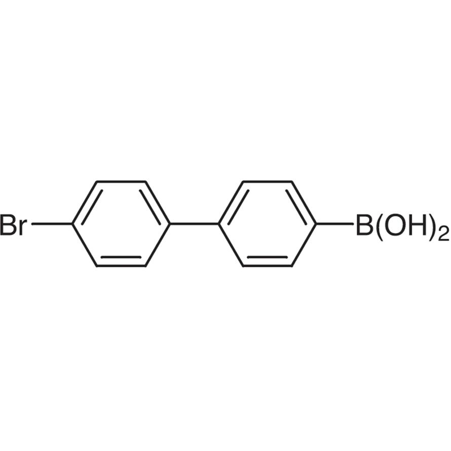 4'-Bromo-4-biphenylboronic Acid (contains varying amounts of Anhydride)