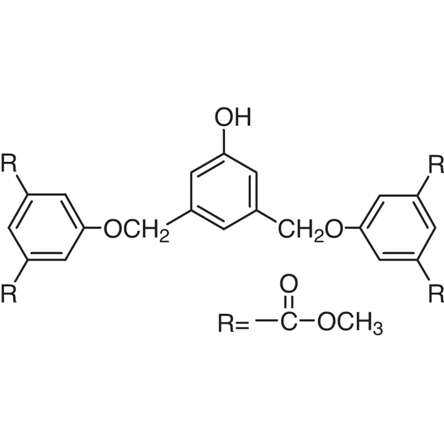 3,5-Bis[3,5-bis(methoxycarbonyl)phenoxymethyl]phenol
