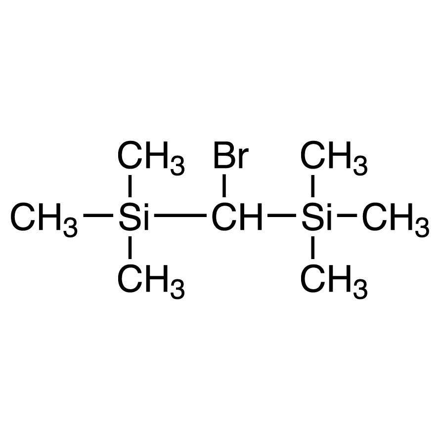 Bis(trimethylsilyl)bromomethane