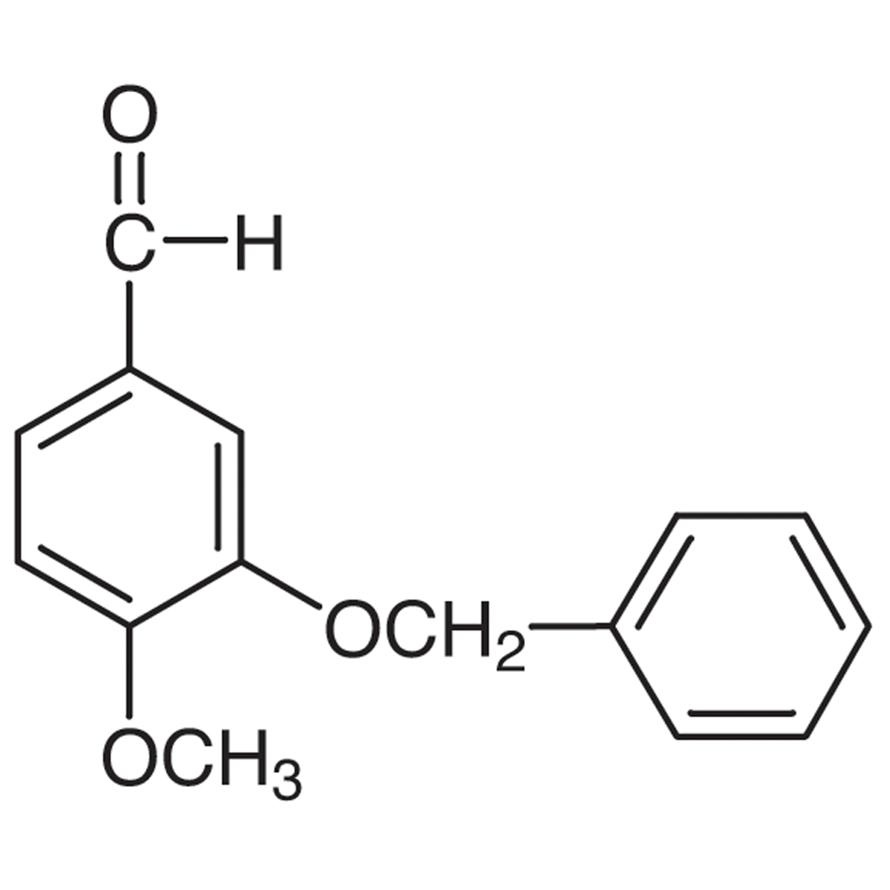 3-Benzyloxy-4-methoxybenzaldehyde