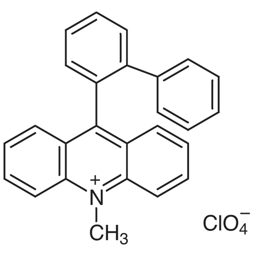 9-(2-Biphenylyl)-10-methylacridinium Perchlorate