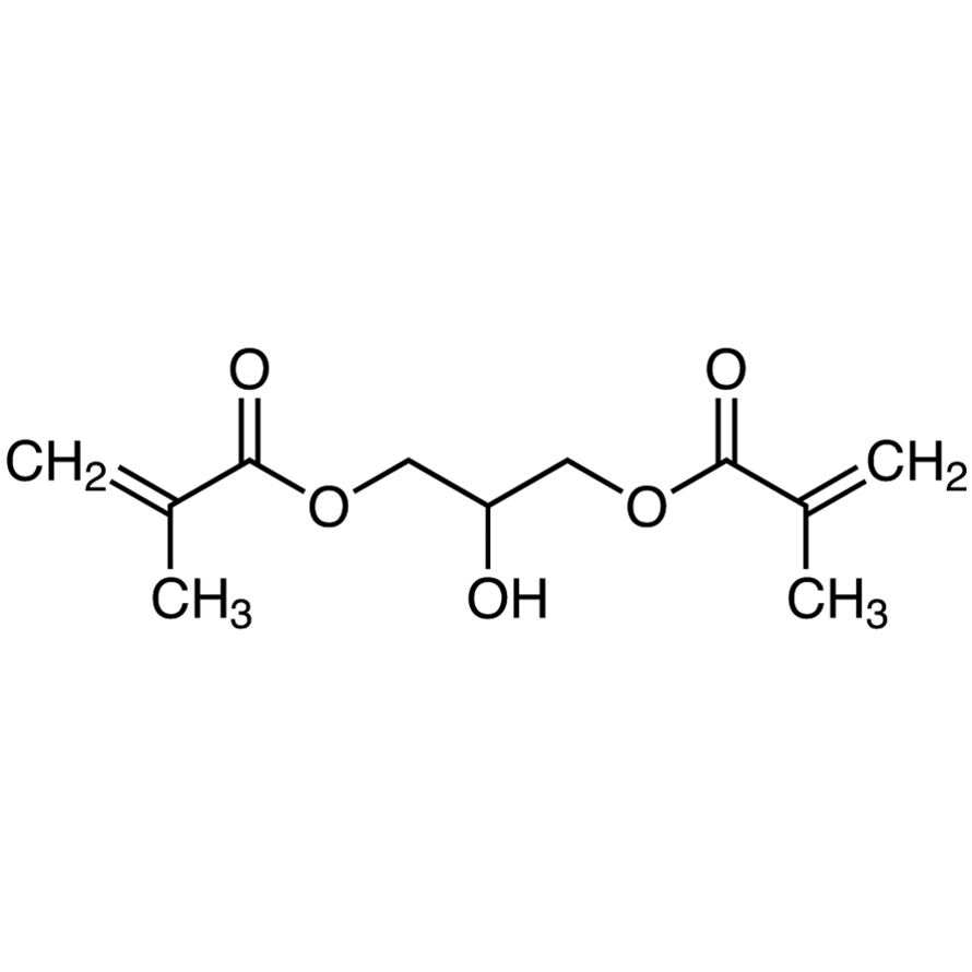 Glycerol Dimethacrylate (mixture of 1,2- and 1,3-form) (stabilized with MEHQ)