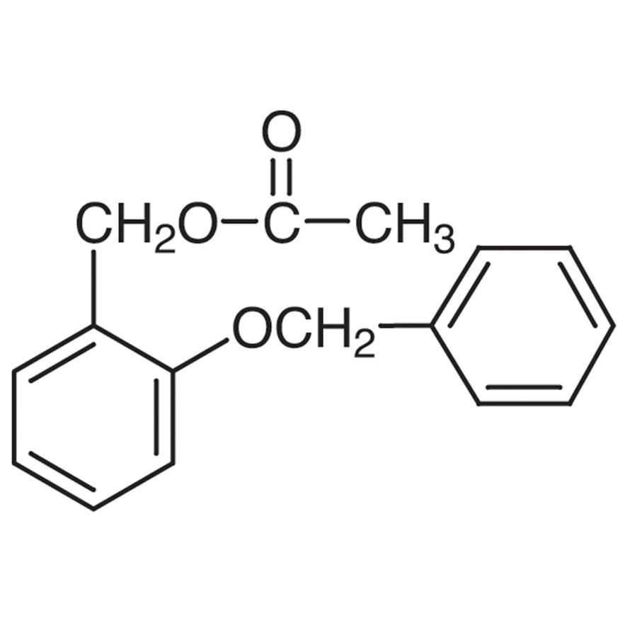 2-Benzyloxybenzyl Acetate