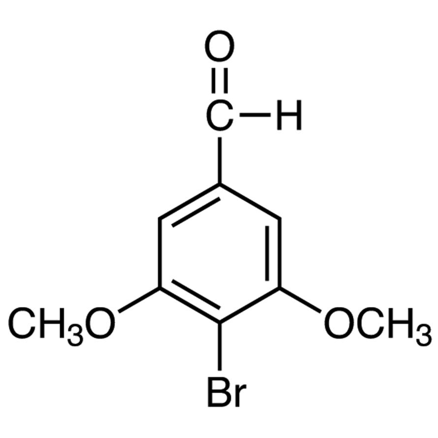 4-Bromo-3,5-dimethoxybenzaldehyde