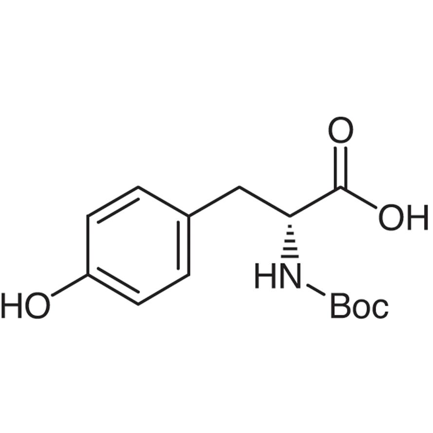 N-(tert-Butoxycarbonyl)-D-tyrosine