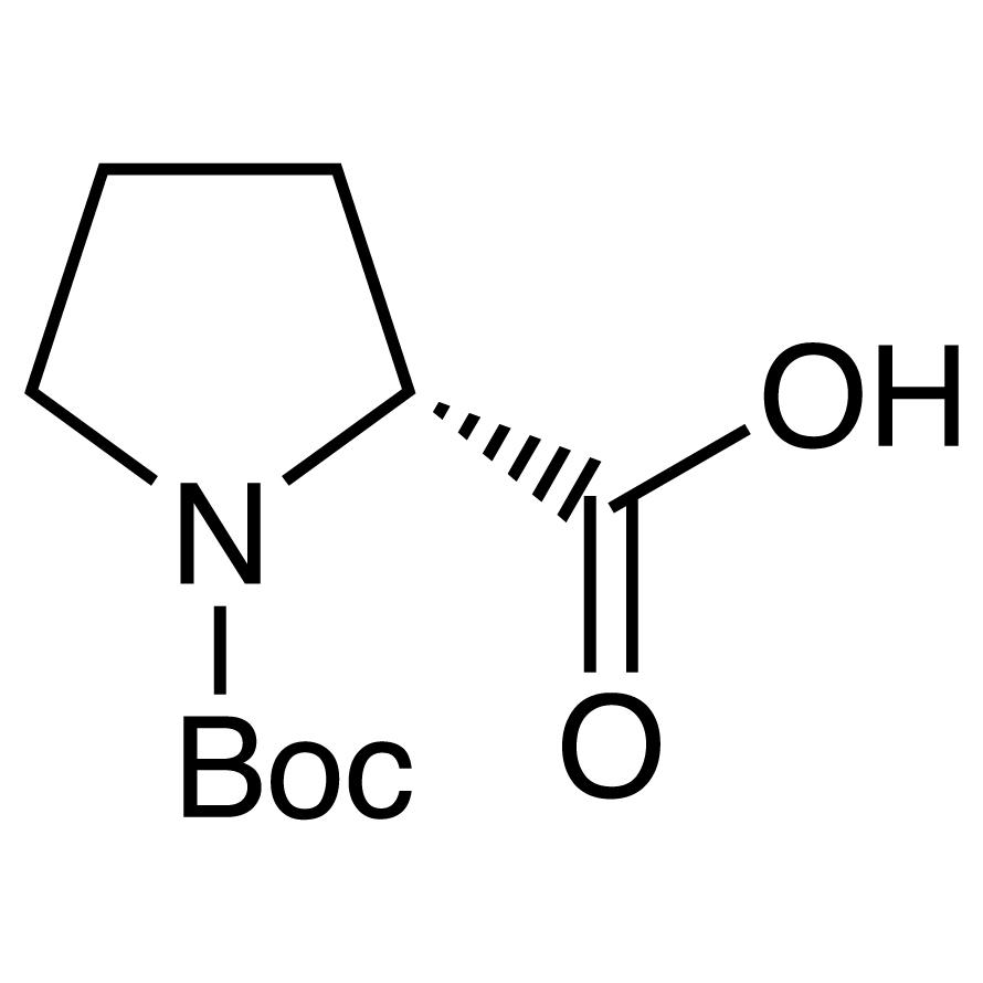 N-(tert-Butoxycarbonyl)-D-proline