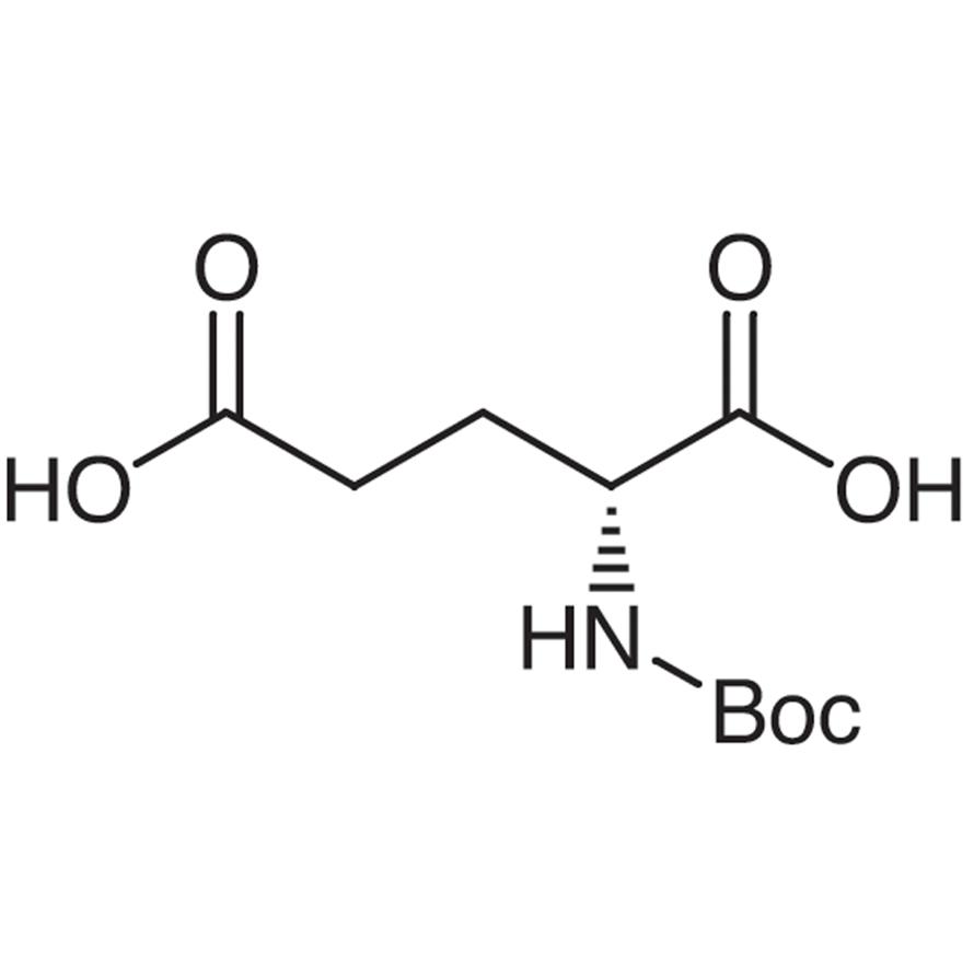 N-(tert-Butoxycarbonyl)-D-glutamic Acid