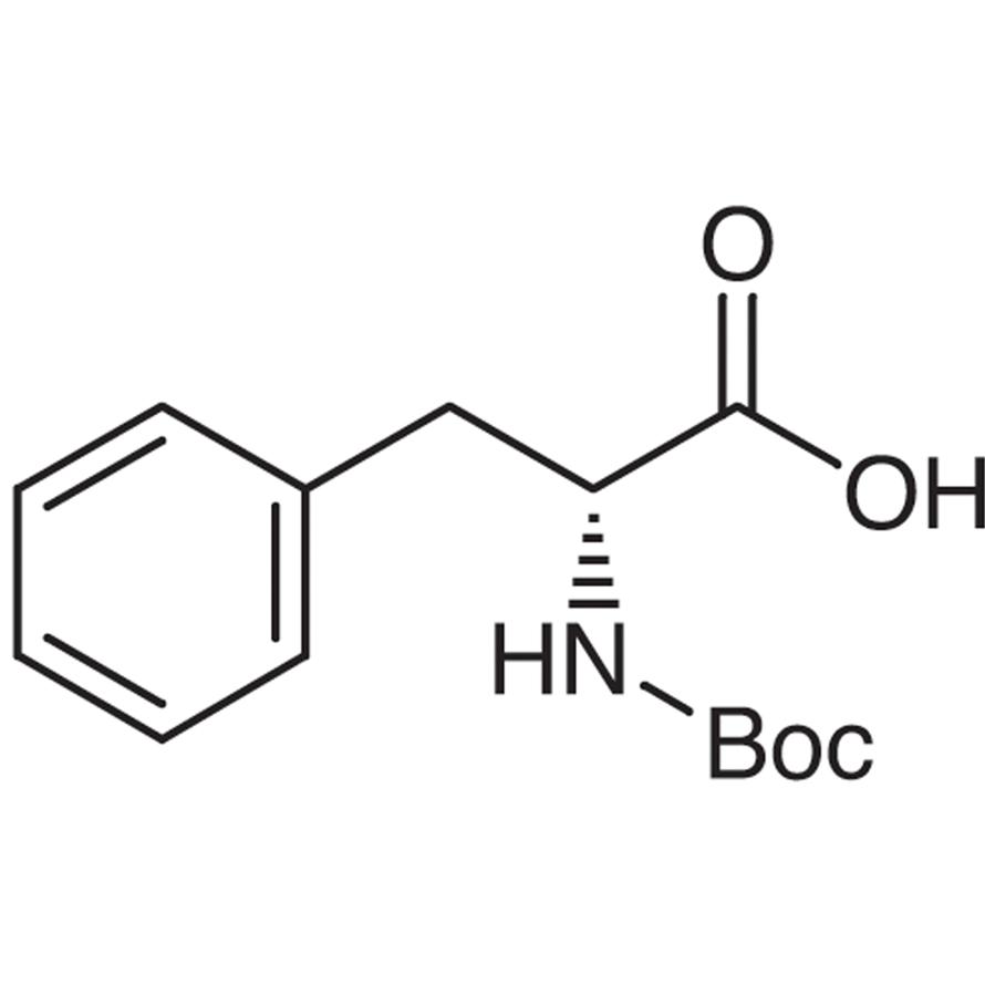 N-(tert-Butoxycarbonyl)-D-phenylalanine
