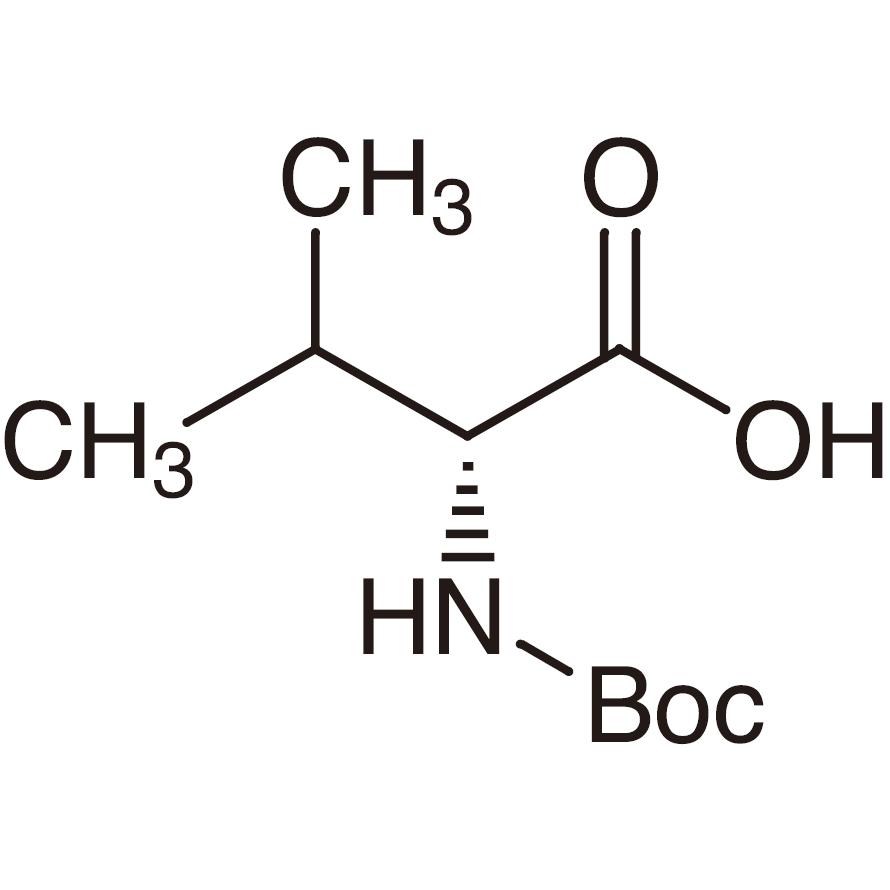 N-(tert-Butoxycarbonyl)-D-valine