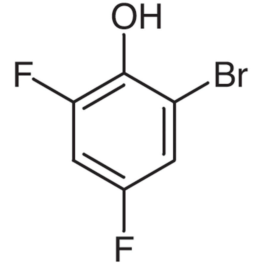 2-Bromo-4,6-difluorophenol