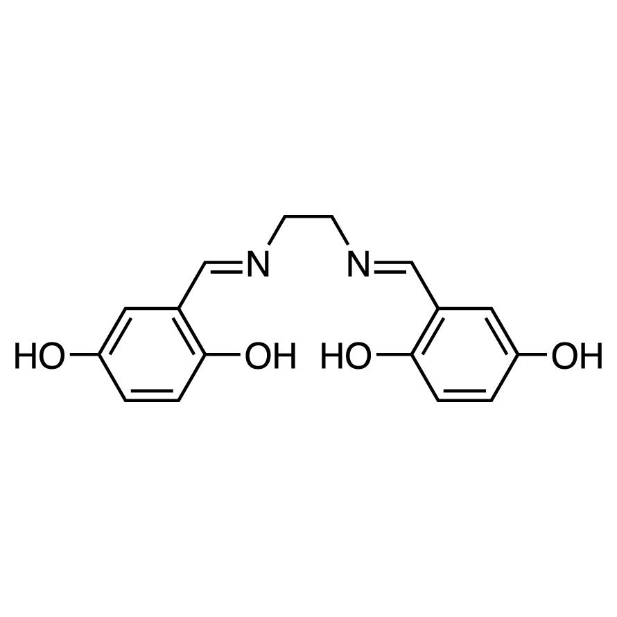 N,N'-Bis(5-hydroxysalicylidene)ethylenediamine