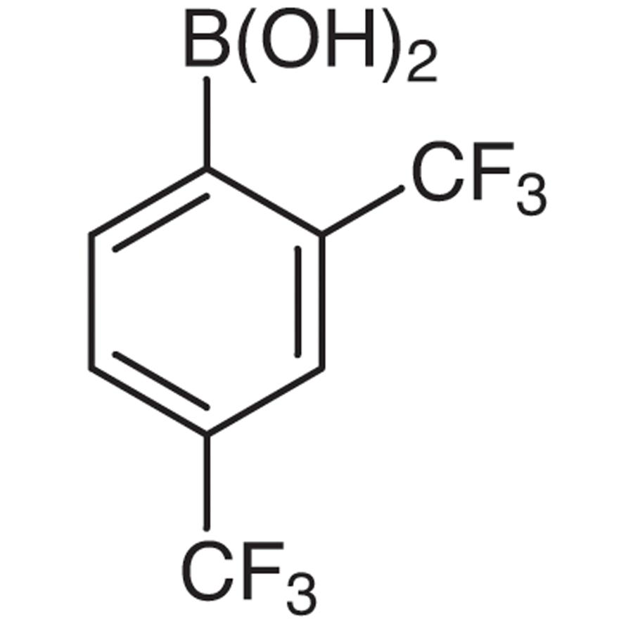 2,4-Bis(trifluoromethyl)phenylboronic Acid (contains varying amounts of Anhydride)